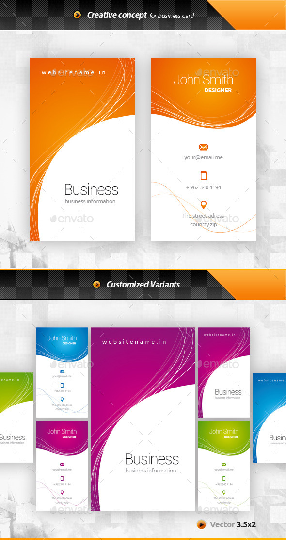 GraphicRiver Creative Business Card 8972013