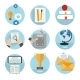 Business, Office and Marketing Icons - GraphicRiver Item for Sale