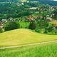 Bavarian landscape at Alps with village - PhotoDune Item for Sale