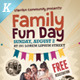 Family Fun Day Flyers Vol.02 - GraphicRiver Item for Sale