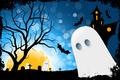 Grunge Halloween Card - PhotoDune Item for Sale