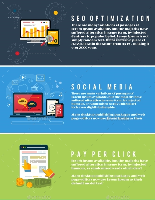 GraphicRiver Seo Marketing Pay Per Click Social Media 8972848