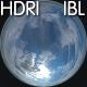 HDRI IBL 1332 Hazy Blue Sun