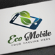 Eco Mobile Logo - GraphicRiver Item for Sale