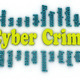 3d image Cyber Crime concept word cloud background - PhotoDune Item for Sale