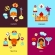 India Flat Set - GraphicRiver Item for Sale
