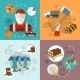 Lumberjack Woodcutter Composition - GraphicRiver Item for Sale