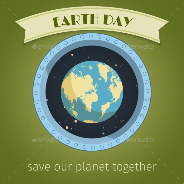 GraphicRiver Earth Day Poster 8974790