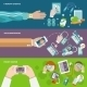 Digital Health Banner - GraphicRiver Item for Sale