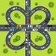 Highway Traffic Illustration - GraphicRiver Item for Sale