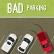 Parking Scene Poster - GraphicRiver Item for Sale
