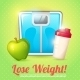 Weight Poster Diet - GraphicRiver Item for Sale