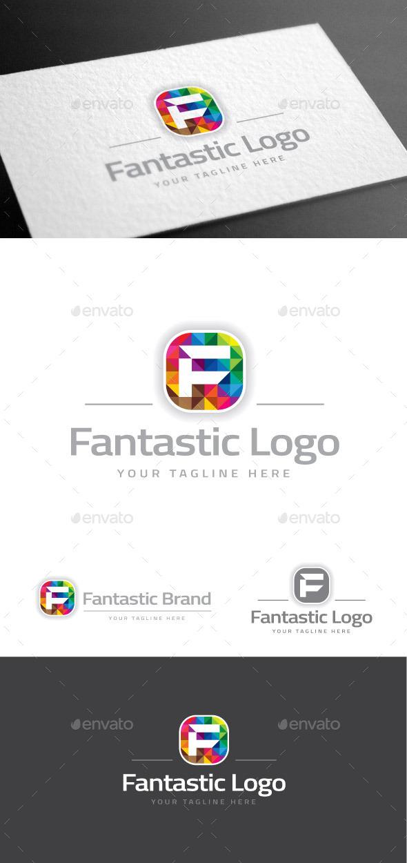 GraphicRiver Fantastic Brand Letter F Logo Template 8975490