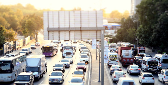 Jam Traffic