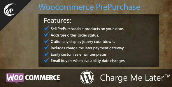 CodeCanyon Woocommerce PrePurchase 8975848