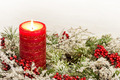 Advent Candle of Christmas Season - PhotoDune Item for Sale