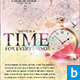 A Time for Everything Church Flyer - GraphicRiver Item for Sale
