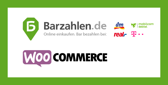 CodeCanyon Barzahlen.de for WooCommerce 8936921