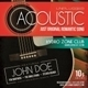 Acoustic Event Flyer / Poster Vol.3 - GraphicRiver Item for Sale