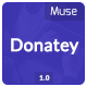 Donatey - Charity and Nonprofit Muse Template - ThemeForest Item for Sale