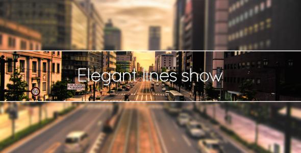 Elegant Lines Show