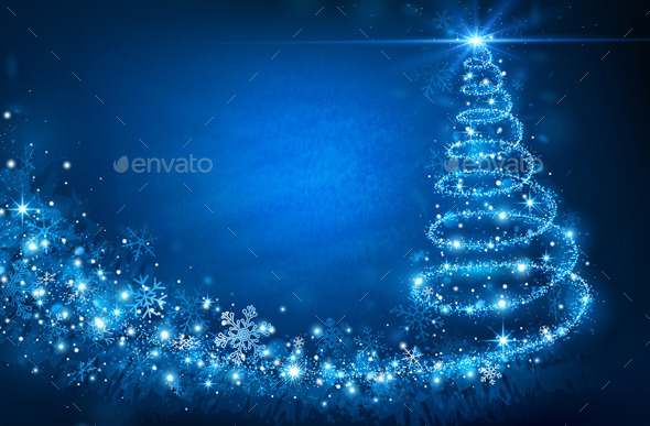 GraphicRiver Christmas Tree 8977606