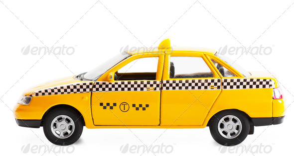 Stock Photo - PhotoDune Taxi car 916503