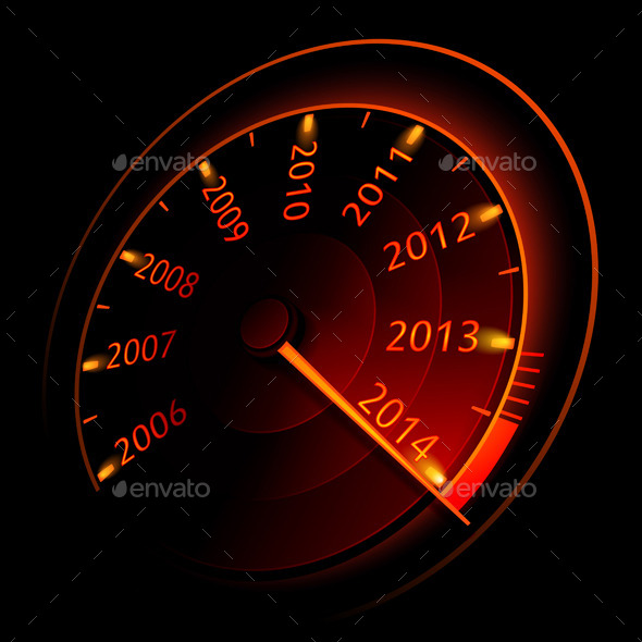 GraphicRiver Speedometer 8977740
