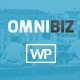Omnibiz - Elegant Corporate WordPress Theme - ThemeForest Item for Sale