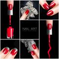 Nail Art Trend. Manicure set - PhotoDune Item for Sale
