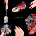 Makeup and Nail Art Trend. Manicure set - PhotoDune Item for Sale