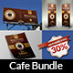 Cafe / Coffee Shop Advertising Bundle - GraphicRiver Item for Sale