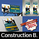 Construction Advertising Bundle - GraphicRiver Item for Sale