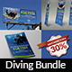 Diving Advertising Bundle - GraphicRiver Item for Sale