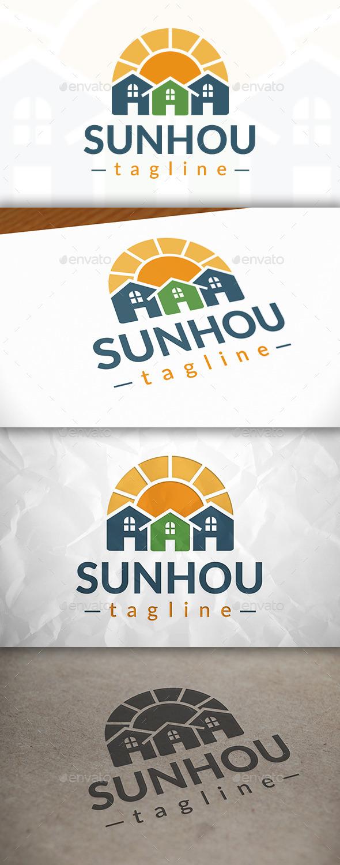 GraphicRiver Home Natural Logo 8979309