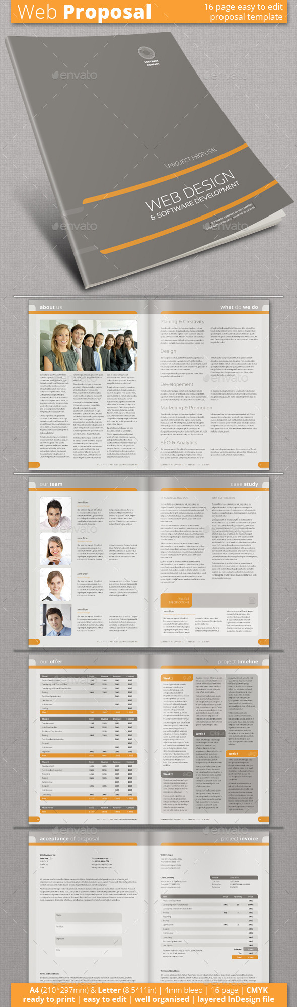 GraphicRiver Project Proposal Vol 3 8957307