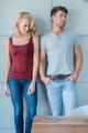Middle Age Caucasian Couple Fashion Shoot - PhotoDune Item for Sale