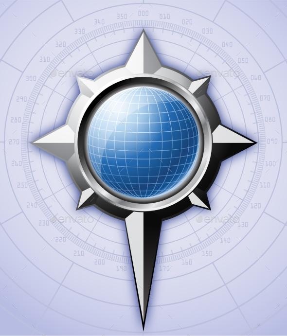 GraphicRiver Compass 8980169