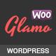 Glamo - Responsive WordPress Ecommerce Theme