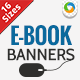 E-Book Web Banner Design  - GraphicRiver Item for Sale