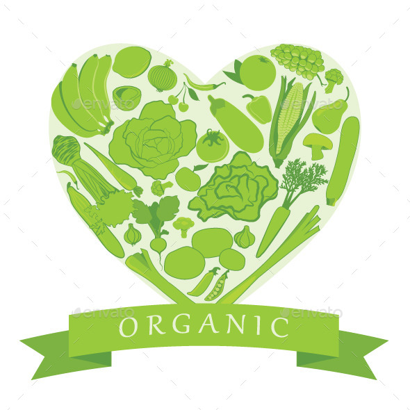 GraphicRiver Organic Food 8980537