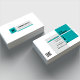 Modern Corporate Business Card HP0023 - GraphicRiver Item for Sale