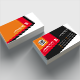 Modern Corporate Business Card HP0026 - GraphicRiver Item for Sale