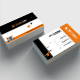 Modern Corporate Business Card HP0028 - GraphicRiver Item for Sale