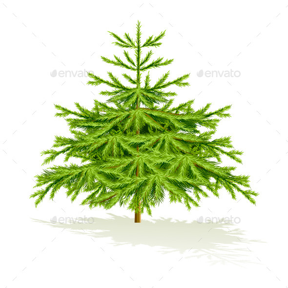 GraphicRiver Christmas Tree 8981366