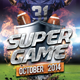Super Game Flyer - GraphicRiver Item for Sale