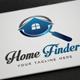 Home Finder Logo - GraphicRiver Item for Sale