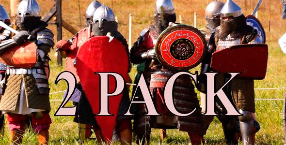 War Battle Knights 6