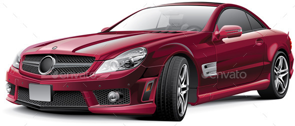GraphicRiver Germany Luxury Grand Tourer 8982072