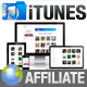 iTunes Affiliate Apps Music Movies Chart Store - CodeCanyon Item for Sale